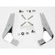 Steel Quick-Detach Backrest Mounting Kit - 34-1008-01