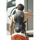 CE-Approved Black Back Supports with Body Belt - PS02072