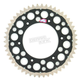 Black TwinRing Heavy-Duty Sprocket - 2240-520-50GPBK
