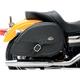 Rigid-Mount Specific-Fit Drifter Teardrop Saddlebags - 3501-0465