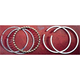 Chromoly Top Ring Set - 3.750 in. Bore - 2M-4793STD