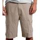 Tan Hexagon Shorts