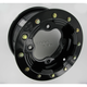 Black T-9 Pro Lock Wheel