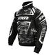 Black Warp Helix Jacket