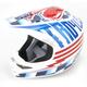White Air Ace Helmet