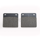Semi-Metallic Brake Pads for Custom Calipers - 1721-1344