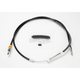 High-Efficiency Black Vinyl Clutch Cables - 101-30-10010HE6
