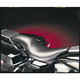 Silhouette Full Length Seat w/Biker Gel - LGH-867
