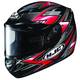 CS-R2 SN Thunder Red Multi Helmet