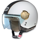 N20 Player Metallic White Helmet