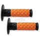 Orange/Black X.7 Diamond Grips - MXD15