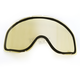 Yellow Dual Anti-Scratch/Anti-Fog Lens for YH-18DL Goggles - 120050