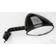 Black OEM Oval Mirror - 0640-0385