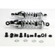 Chrome Heavy-Duty 430 Series Shocks - 165/205 Spring Rate (lbs/in) - 430-4066C