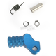 Blue +15mm Knurled Shift Tip - 01-0000-08-20