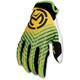 Green/Yellow Sahara Youth Gloves