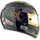 Black T-2 Warrior Helmet