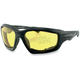Desperado Sunglasses w/Yellow Lens - EDES001Y