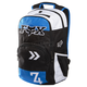 Blue/White Lets Ride Backpack - 07187-025-OS