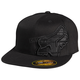 Black Fox Trot 210 Fitted Hat