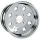 Polished 14 in. x 7 in. T-9 Pro Mod Wheel - 1428498403