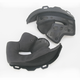 Soft Black Cheek Pad Set for XS - SM Star Helmets