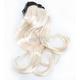 Blonde Helmet Pigtails - PYT102