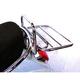 Chrome Rear Rack - 0200-0012