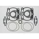 Engine Full Top Gasket Set/2 Cylinder - 710288