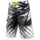 Gray Solar Boardshorts