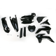 Black Full Replacement Plastic Kit - 2314330001