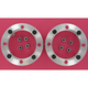 Front/Rear Wide Trac 1 in. ATV Wheels Spacers - WT4/156-1S