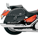 Rigid-Mount Specific-Fit Desperado Teardrop Saddlebags - 3501-0470