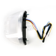 Integrated Taillight w/Clear Lens - MPH-3091C