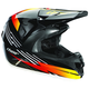 Force Livewire Black/Red Helmet