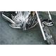 Full Size Chrome Engine Guards - 1000-20