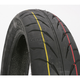 Front HF918 120/80H-16 Blackwall Tire - 25-91816-120
