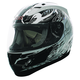 Black/White RR601 Spirit Helmet