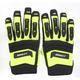 Hi-Viz Neon/Black Velocity Gloves