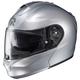 Silver RPHA-MAX Helmet