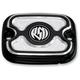 Contrast Cut Cafe Front Brake Master Cylinder Cover - 0208-2036-BM