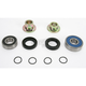 Rear Watertight Wheel Collar and Bearing Kit - PWRWC-H06-500