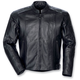 Black Coaster 3 Leather Jacket