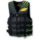 Black/Green Hydro Vest