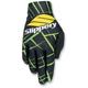 Black/Green Flex Lite Gloves