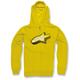 Gold Zeerocks Zip Hoody