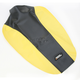 Yellow/Black Seat Cover - 0821-1218