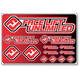 Universal FLU Logo Sticker Kit - 00601