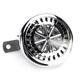 Chrome Billet Spoke Design Horn Kit - 16-005