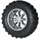 Type 439 Cast Aluminum Wheel with Trailfinder Radial Tire Kit